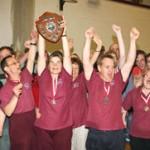 Winning Team Brockenhurst A Team
