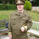 Capt Mainwaring aka Jonathon