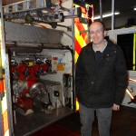 Brockenhurst fire station visit