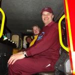 Brockenhurst fire station visit