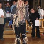 Jonathan As Scarecrow
