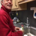 Richard in the kitchen 2